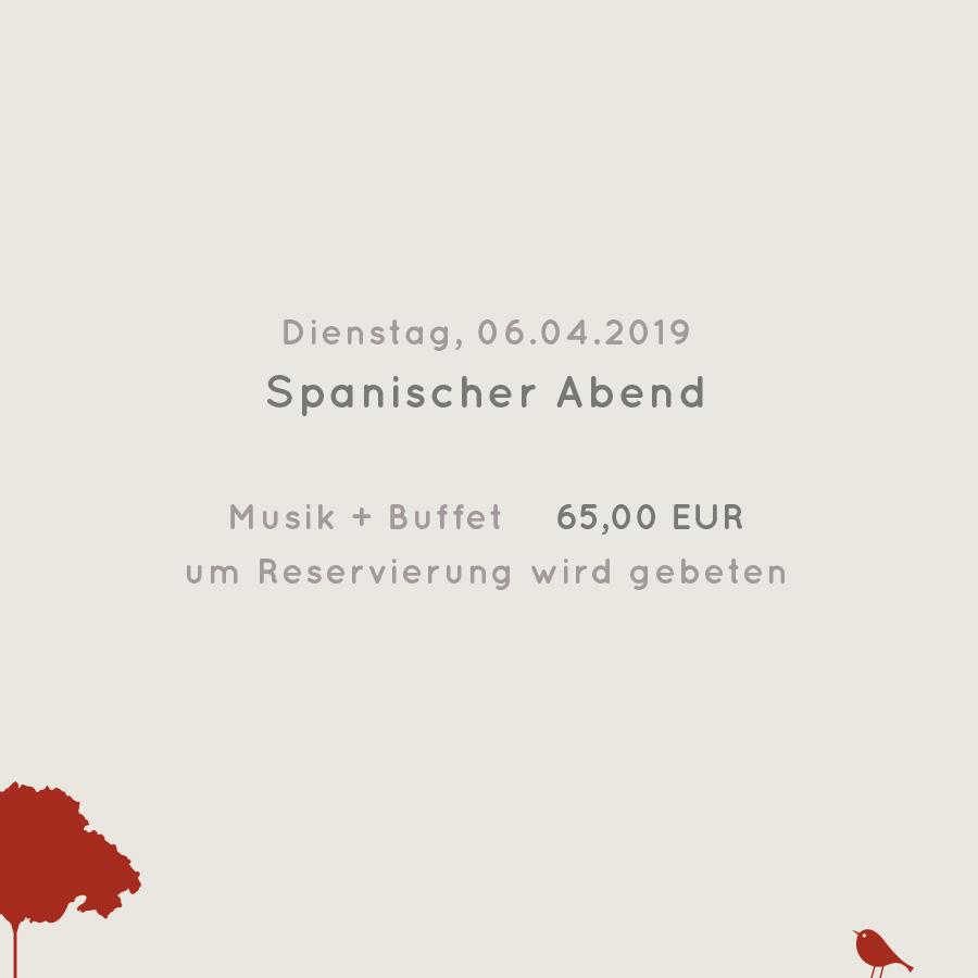 Hotel Fauna und Café und Restaurant Flora - Liste kommender kulinarische Veranstaltungen